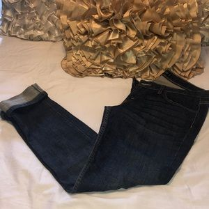 Levi 524 jeans